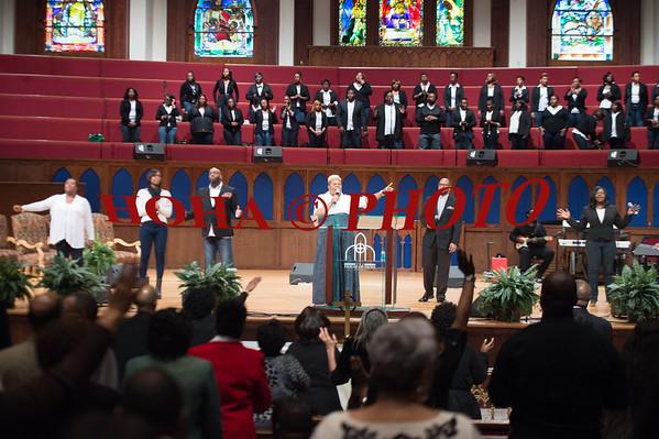 Church Service January 2016