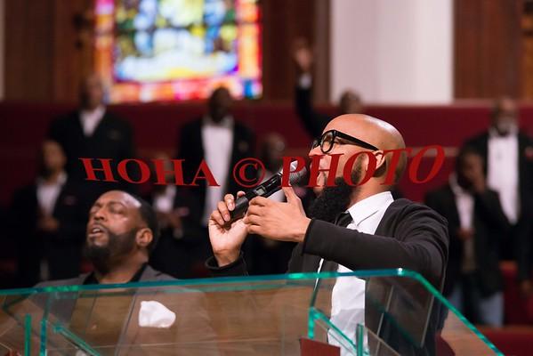 Church Service October 2017