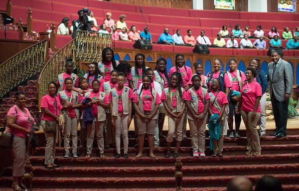 Church Service June 2015