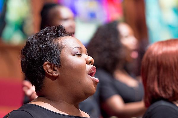 Church Service September 2015
