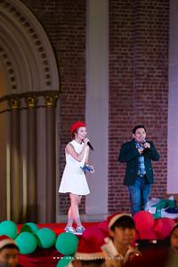 Christmas Eve at Assumption Cathedral, Bangkok