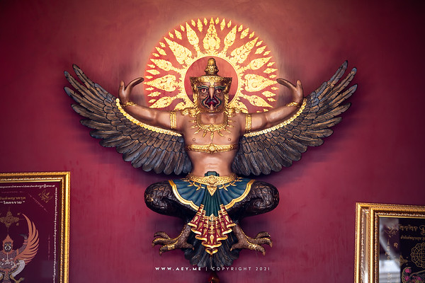 Garuda Shrine