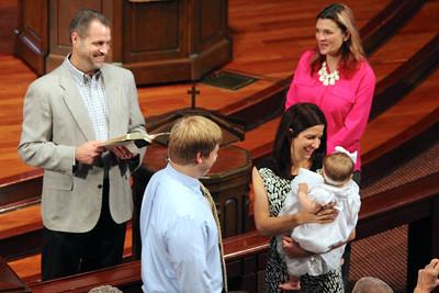 Ella Cannon Baptism
