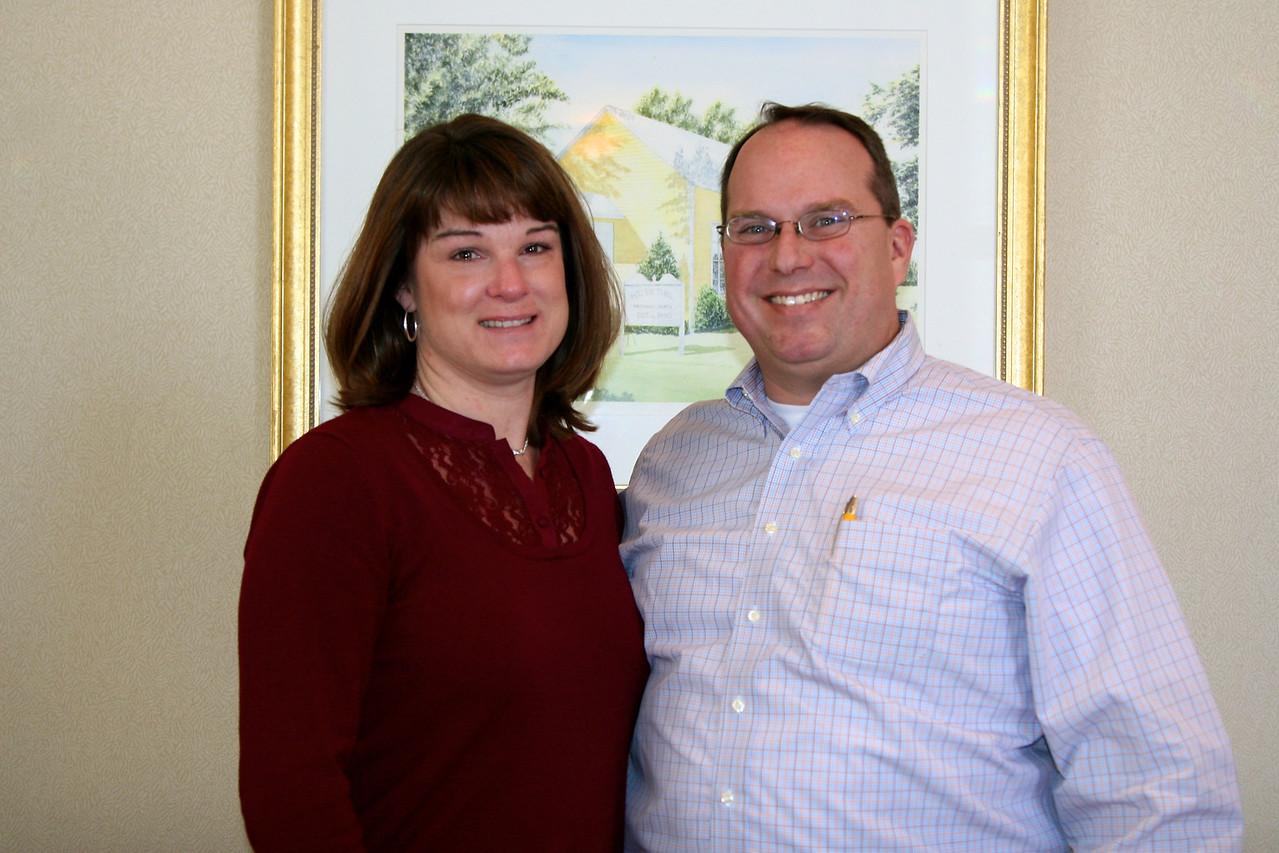 Holly and Mark Smith