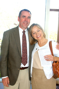 Andy Smith, with his wife Ann