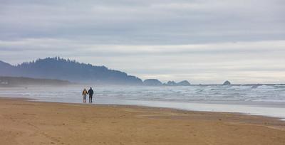 Lovers on the Coast