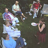 At Joel and Kathie's on July 5