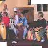 Drumming group that meets Thursdays at the UU church in Kent.