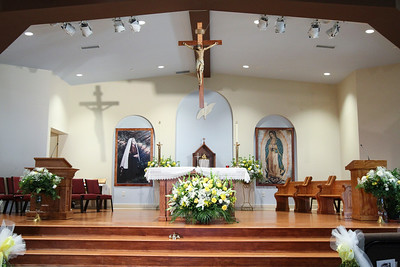 St. Bernadette Church - Mass of Dedication
