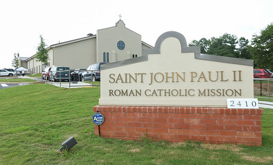 St. John Paul II Mission Mass of Dedication