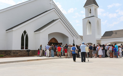 St. Anna Church Dedication