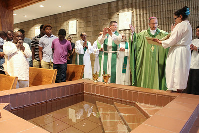St, Thomas the Apostle Church Rededication,