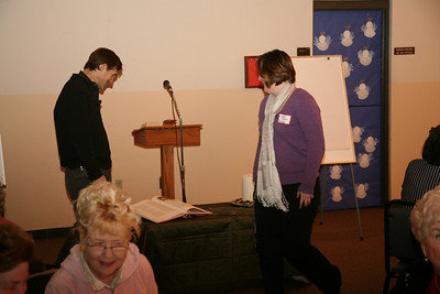 Parish Social Ministries Retreat 1/24/2009