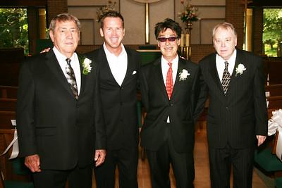 Robert Enright & Madalyn Huebner Wedding