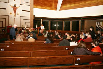 Seminar, Balancing Act - Mind, Body, Spirit by Dr. Scott Morris 11/12/07