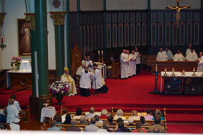 Ordination Mass for Frs Birch, Malins, and Switzer
