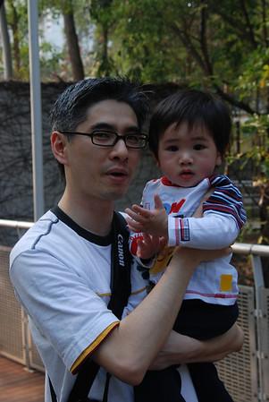 以利沙Outing@大埔海濱公園(2008年3月9日)