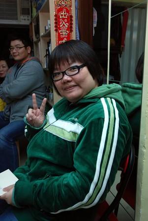 芬姐洒水禮(2008年2月16日)
