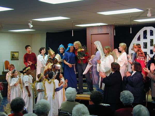 Church Play 2001