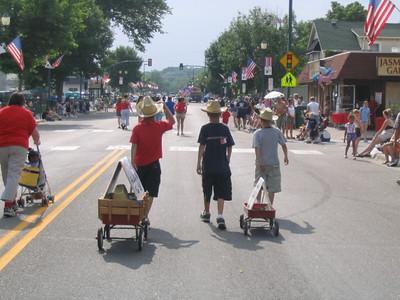 Raspberry Parade