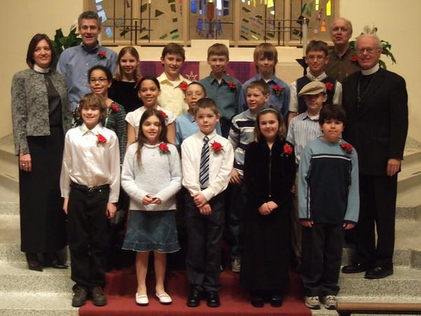 First Communion 2006