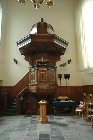 2008-09-13 Hervormde Kerk Wateringen: Open Monumenten-dag
