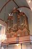 Het orgel....