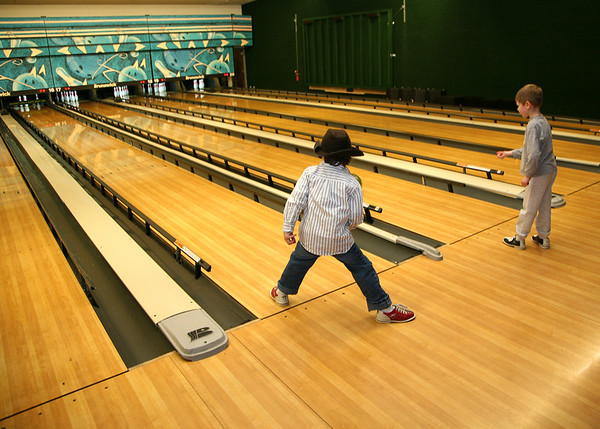 Family Ministry Bowling 2008