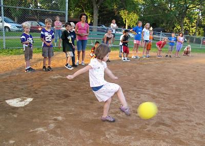 Family Ministry Kickball 2009