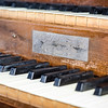 The organ inside First Church of Christ Unitarian in Lancaster. The church was founded in 1816 and is celebrating it's 200th anniversary. SENTINEL & ENTERPRISE / Ashley Green