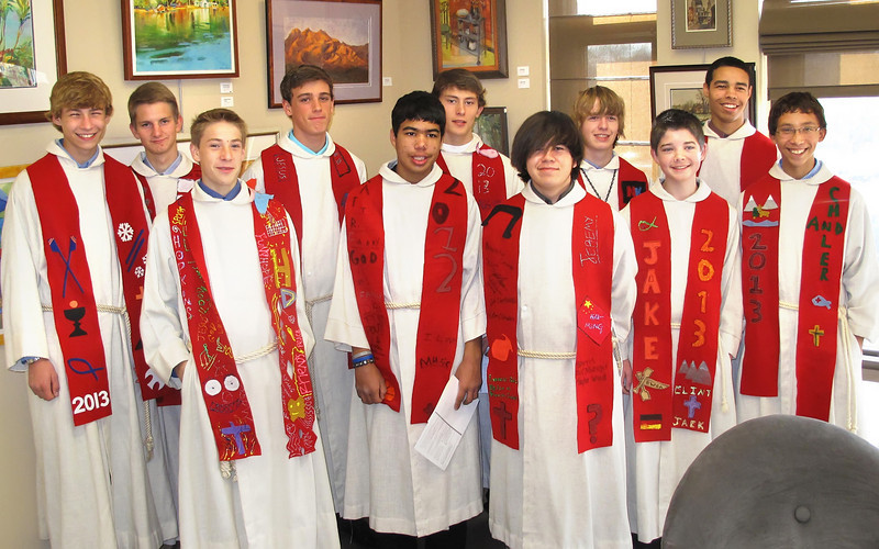 Confirmation 2010