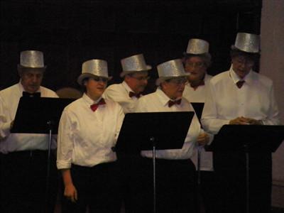 2011 - October Church Talent Show
