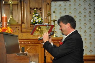 2011 - October Mark Smeby Concert