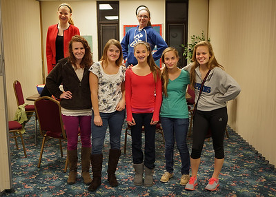 Confirmation Small Group 2012