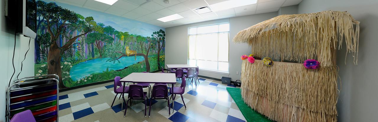 8/10 - Kindergarden, 1st & 2nd Grade Classroom