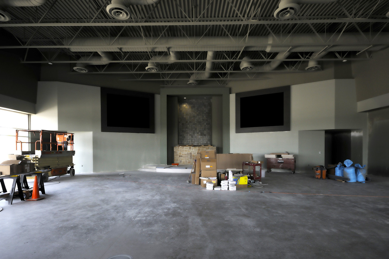 05/05 - Auditorium - East Wall