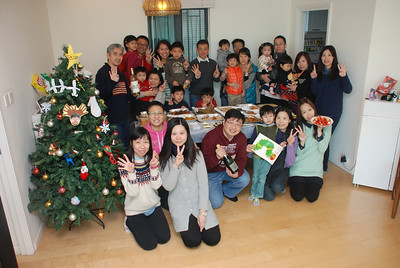 2014 New Year Party@白兔家 (1 Jan 2014)
