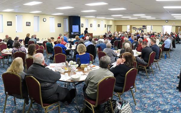Annual Meeting (Jan 29)