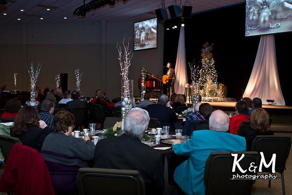 2011-12-05 Pastor Appreciation Banquet
