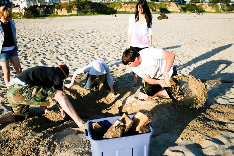 09 - Apr - Amanda's Saturday Beach Trip-3371