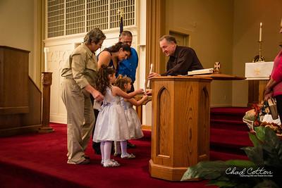 Baptism: Maddison & Natalie