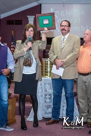 2014-11-09 Pastor's Appreciation