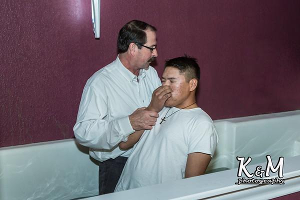 2015-02-15 Baptism