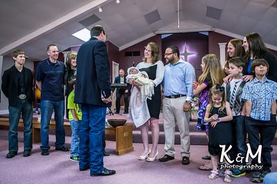 2014-05-25 Baby Dedication 15