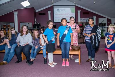 Ministry (MPact Girls)