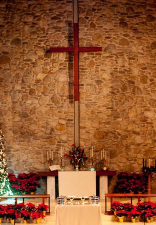 Christmas 2009 at St. John Lutheran Church