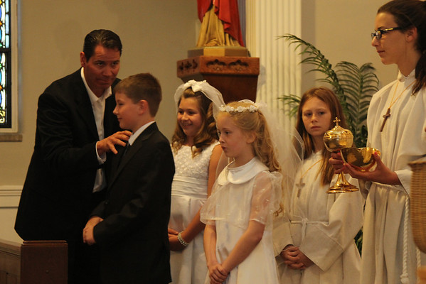 First Communion 2014