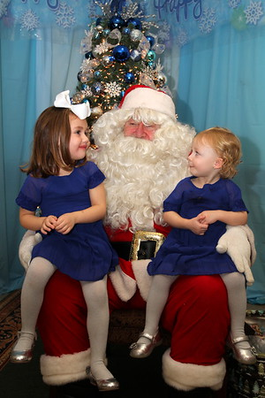 Supper With Santa 2015
