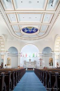 Saint Joseph the Worker Church, Berkeley, CA.