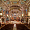 Cathedral of the Blessed Sacrament, Downtown Sacramento.